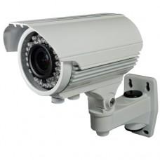 Camara para exterior 2.0MP de 720p com Lente 2.8-12mm