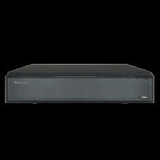 Gravador NVR para câmaras IP de 4 canais com 1 disco