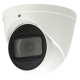 Câmara dome HDCVI 6MP lente motorizada 2.7~13mm