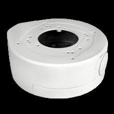 Caixa de conexões para câmaras domo