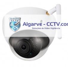 Câmara video vigilância sem fios Full HD 1080p - 4 Megapixel